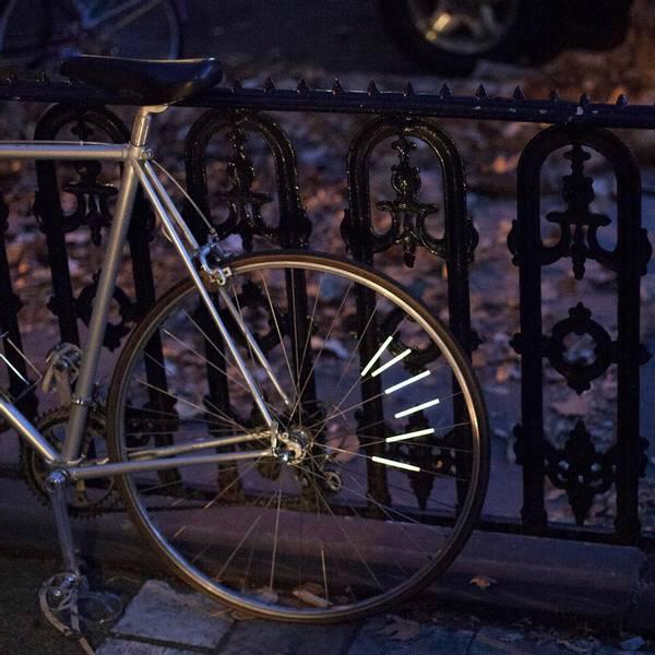Bilde av 12pk Refleks Til Sykkelhjul