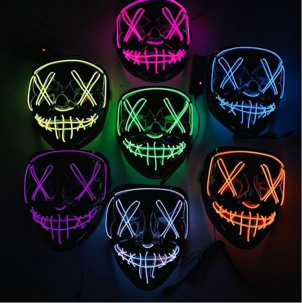 Bilde av LED-Maske