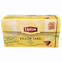Lipton Te 25pk- Yellow Label