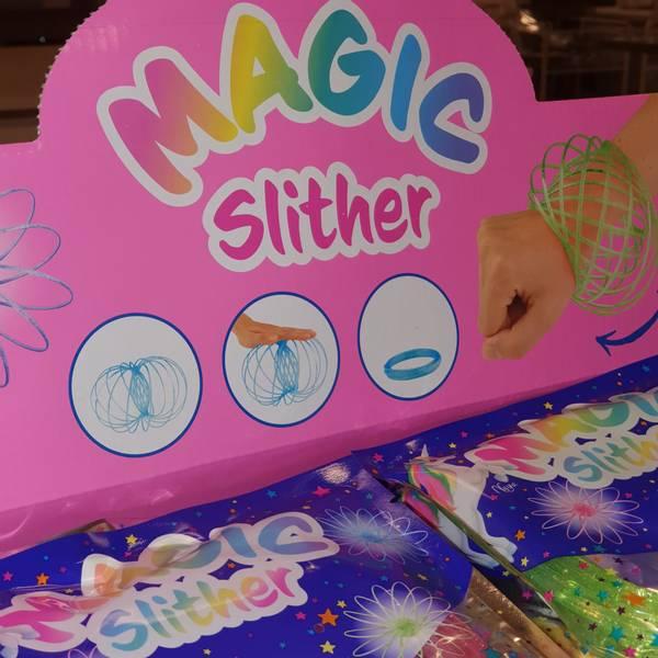 Magic Ring- Populær & Fascinerende Fikleleke - Flere Farger
