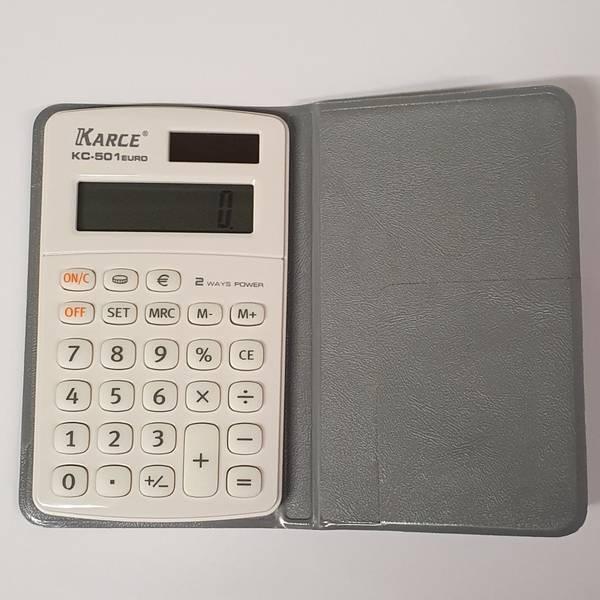 Bilde av Kalkulator Med Solcelle'