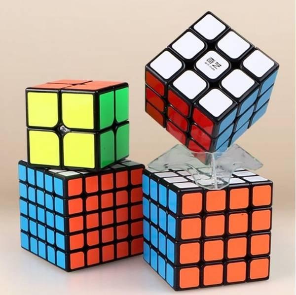 Bilde av Rubiks kube- Ulike Størrelser- High Speed