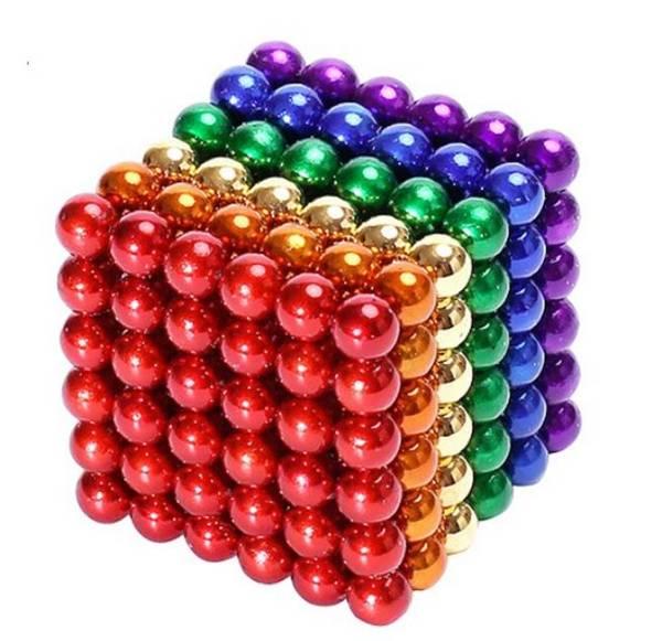 Bilde av Magnet-kuler 216/1000stk- Magnet Puzzle