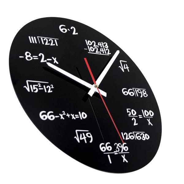 Matematikk Klokke