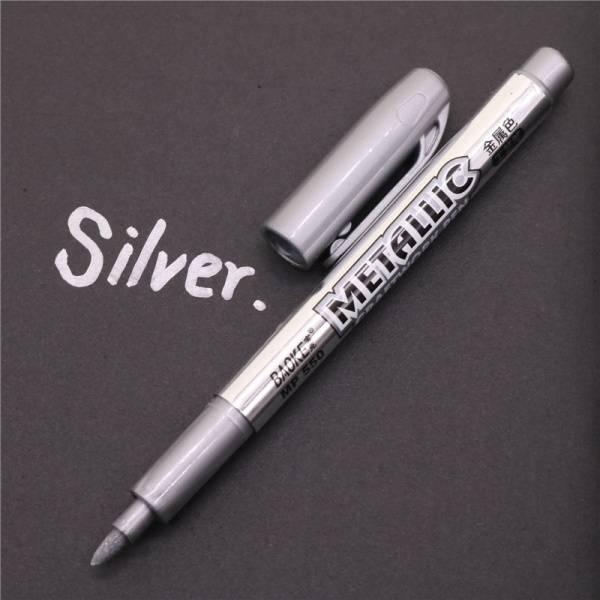 Bilde av Gull & Sølv Metallic Tusjer