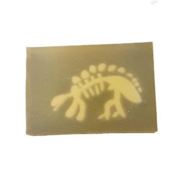 Bilde av Dinosaur viskelær'
