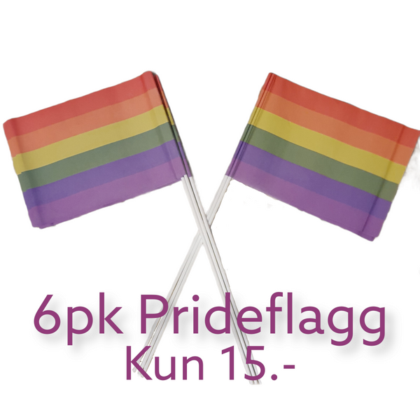 Bilde av Ulike Pride Artikler