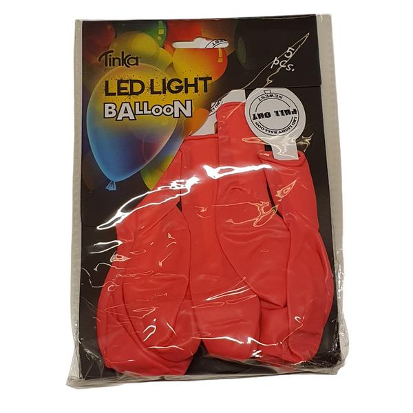 5pk LED Ballonger