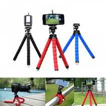 Fleksibelt Stativ For Mobil & Kamera