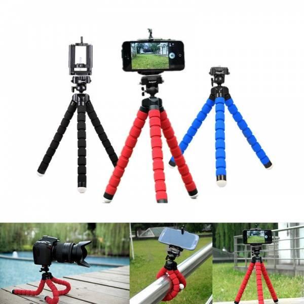 Bilde av Fleksibelt Stativ For Mobil & Kamera