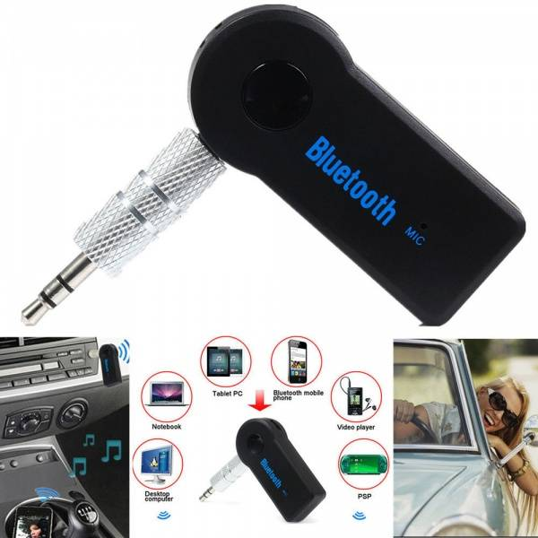 Bluetooth -AUX Adapter!
