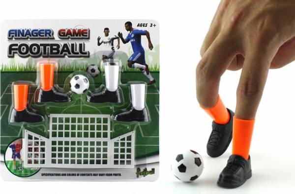 Finger Fotball- Må Prøves!