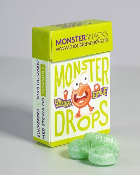 Bilde av MONSTER Sukkerfrie Drops - Ulike Smaker 36.5g
