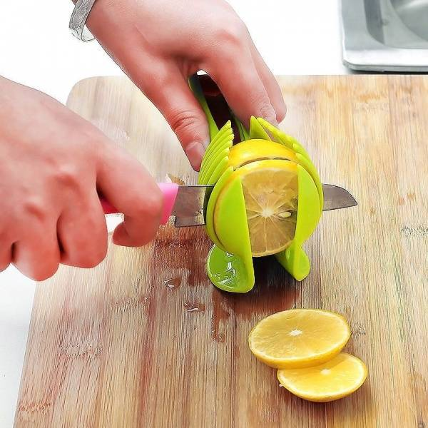 Bilde av Genial frukt&grønnsaks holder!