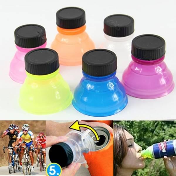 Bilde av 6pk-Flasketopper for brusbokser