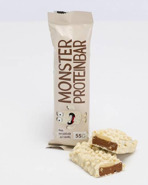Bilde av Monster Premium Proteinbar Salted Caramel 55g