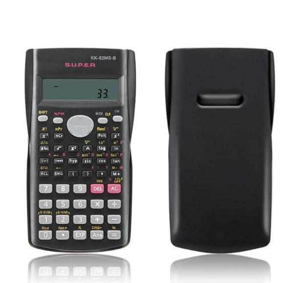 Bilde av Kalkulator med 240 funksjoner
