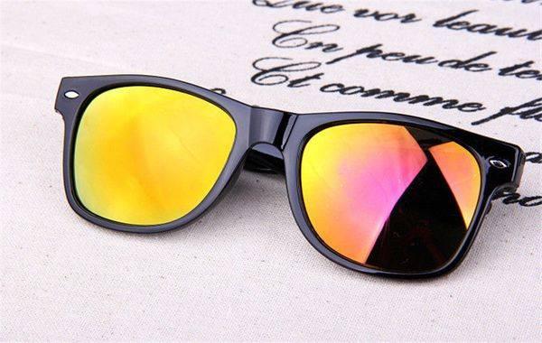 Solbrille - Ulike Farger