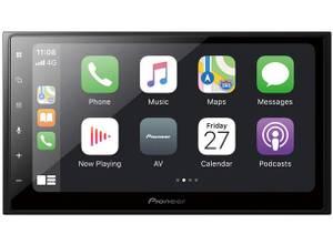 "Bilde av Pioneer SPH-DA250DAB 2-DIN DAB BT USB/iPhone 6,8"""