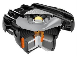 """Bilde av Hertz HMX8SLD, 8"""" PowerSports Coaxial sort 200W"""