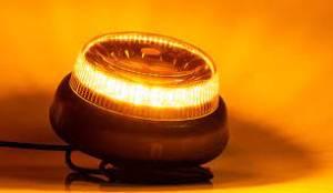Bilde av Varsellys LED E med sentral bolt