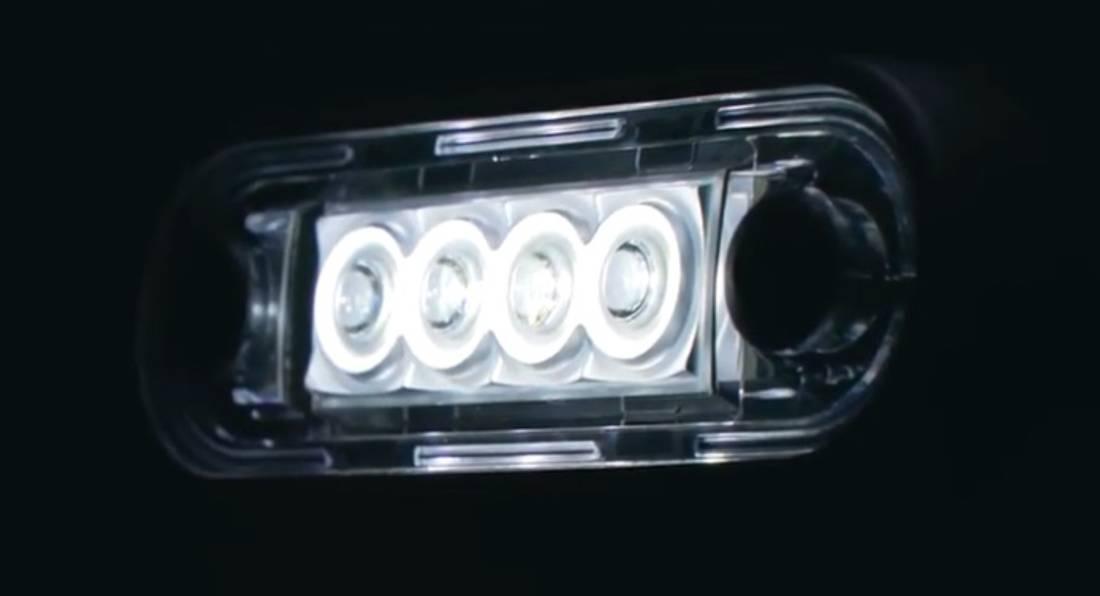 E73HLED hvit