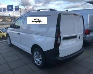 Bilde av VW Caddy Cargo Maxi 2020->  Takrails Lang SORT