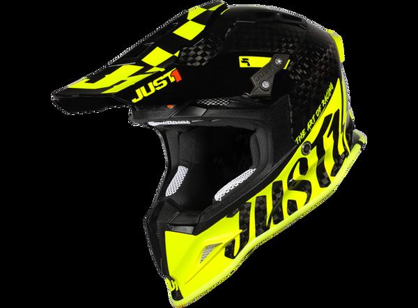 Bilde av Just1 J12 Pro - Racer, Gul