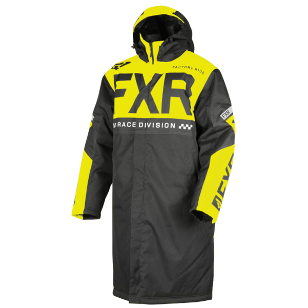 Bilde av FXR M Warm Up Coat 19-