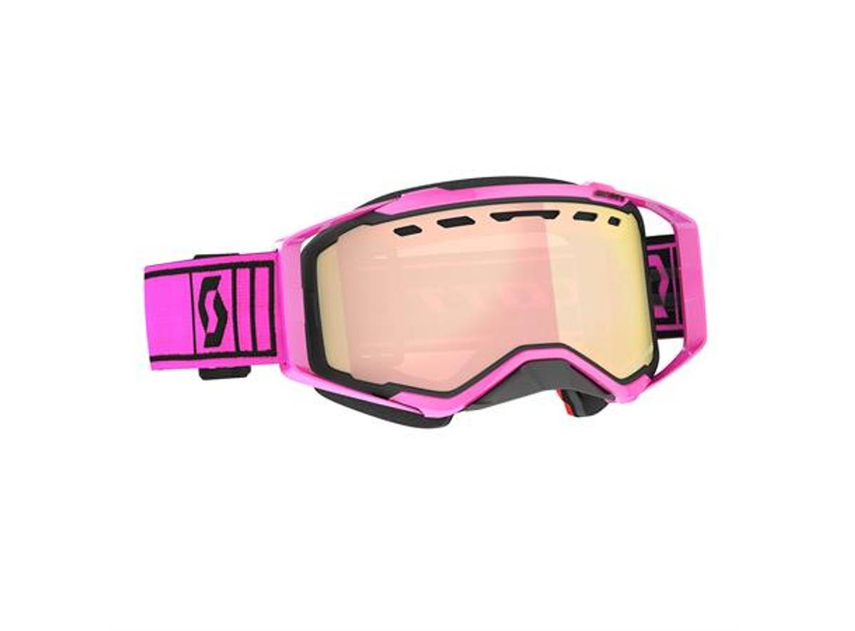 Scott Prospect SX Brille - Rosa/Sort