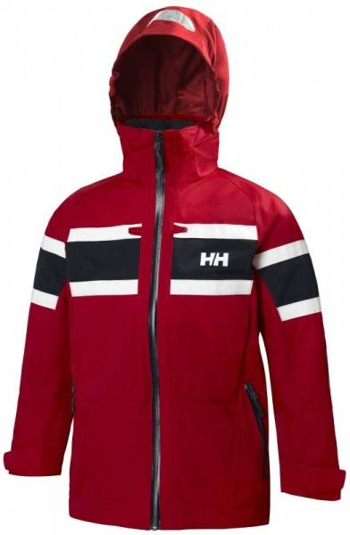 Bilde av Helly Hansen JR Salt Jacket,
