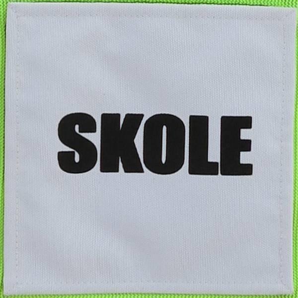 Bilde av Skole Patch m/Borrelås