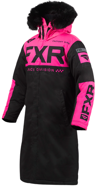 Bilde av FXR W Warm Up Coat 20,