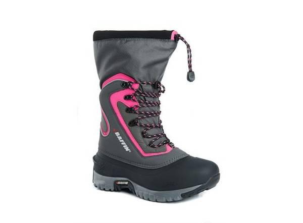 Bilde av Baffin Flare sko/støvel, rosa