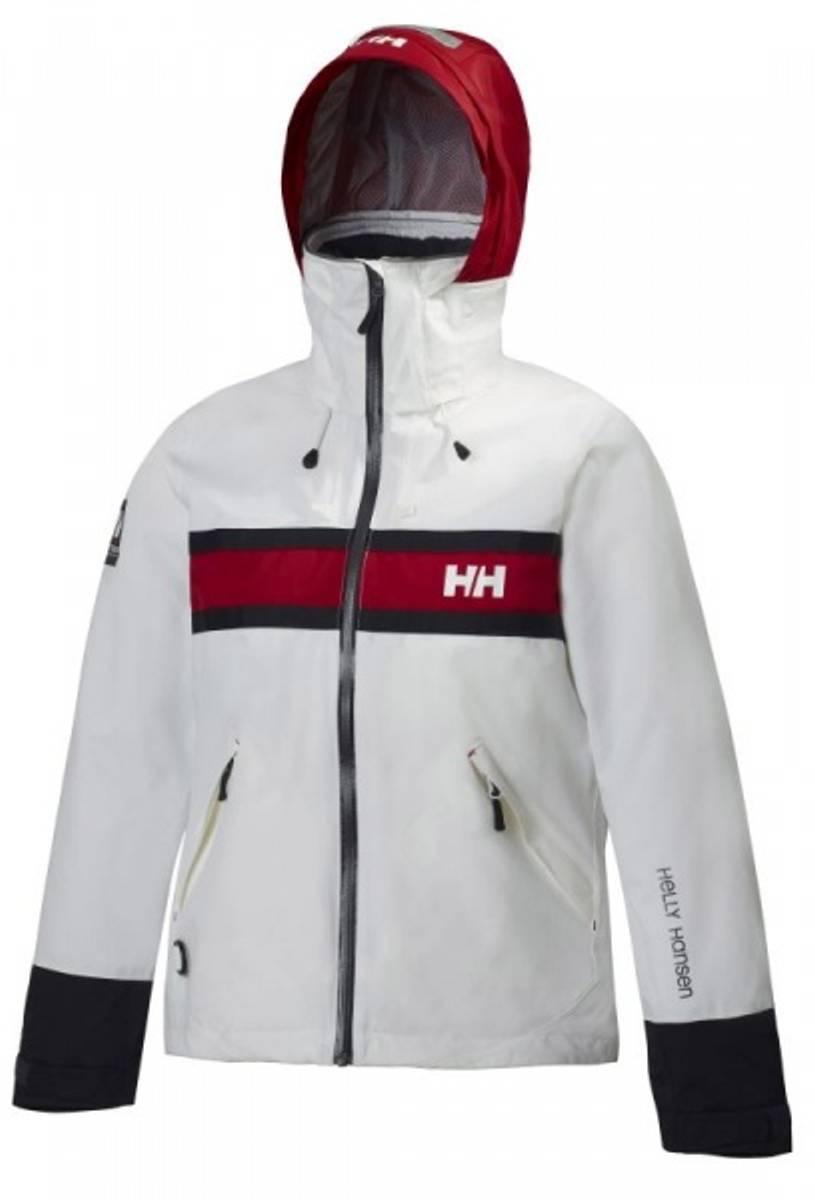Helly Hansen W Salt Jacket, hvit