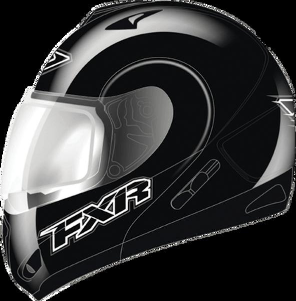 Bilde av FXR Eject Sno Helmet, black