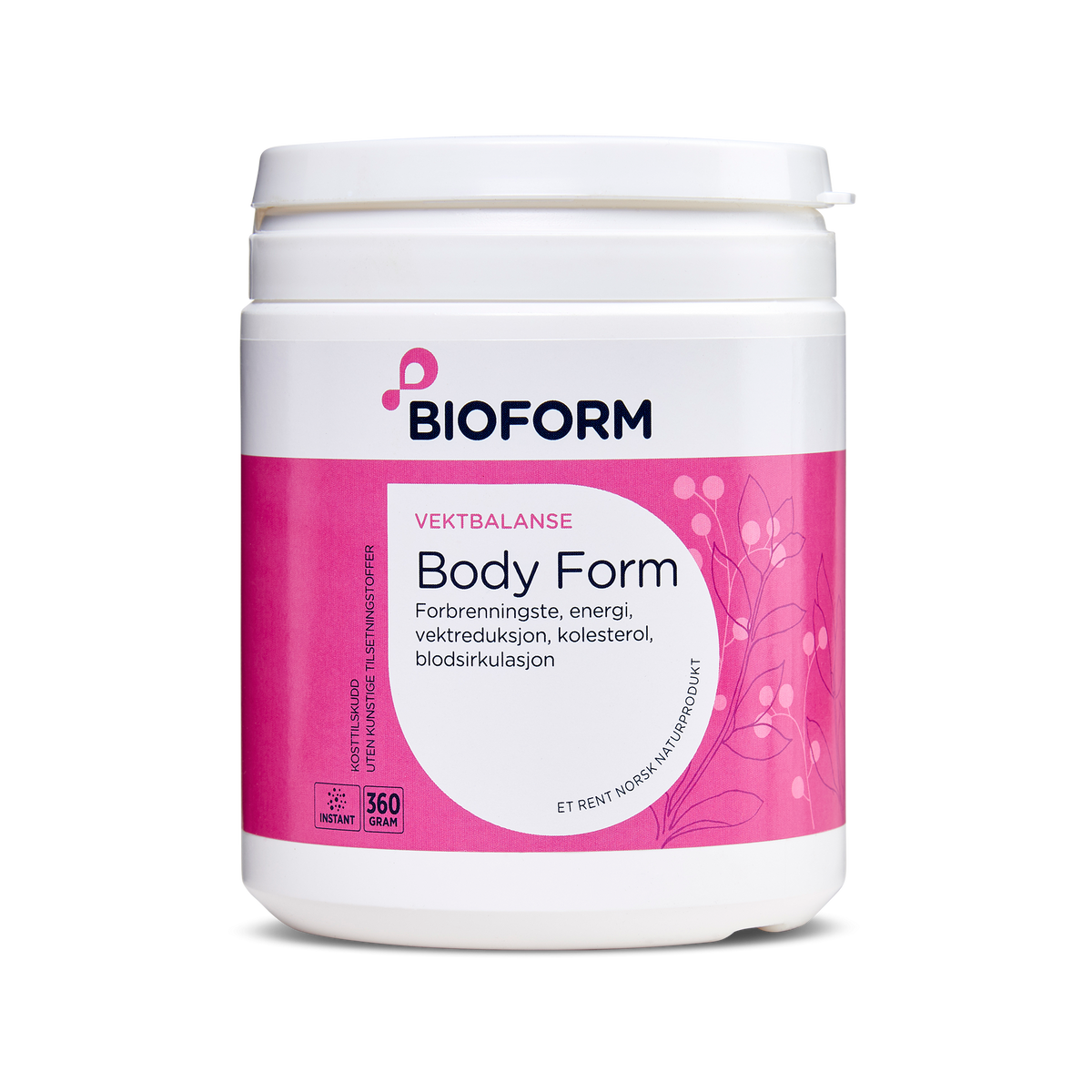 Body Form urtedrikke, 360 g