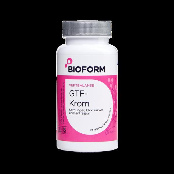 Bilde av Bioform® GTF Krom