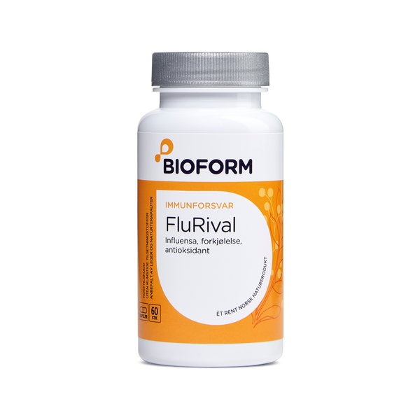 Bilde av Bioform® FluRival m/Rød Solhatt