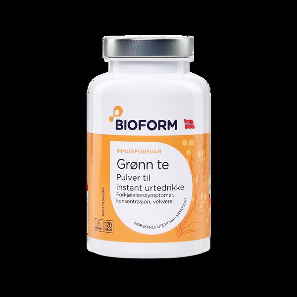 Bilde av Bioform® Grønn te 120 g