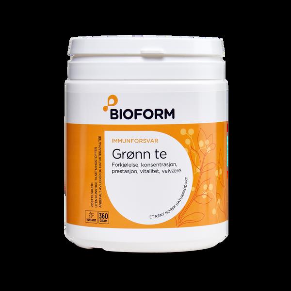 Bilde av Bioform® Grønn te 360 g
