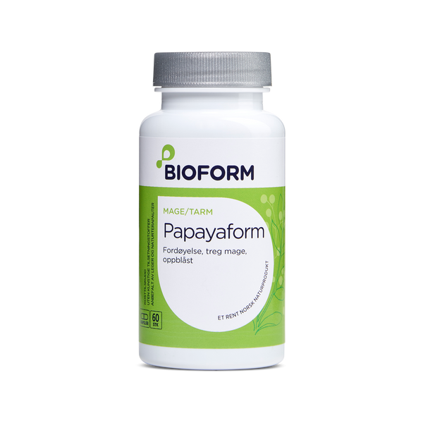 Bilde av Bioform® Papayaform
