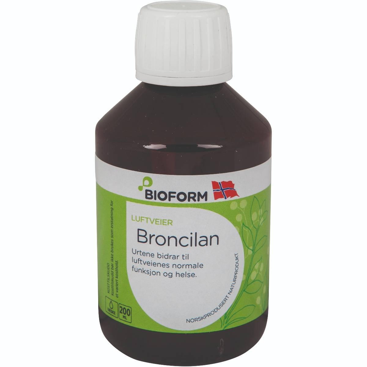 Bioform® Broncilan 200 ml