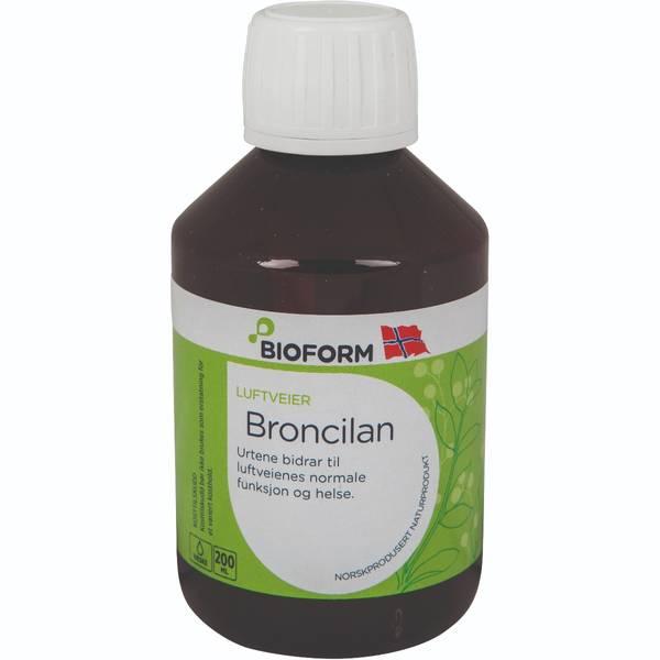 Bilde av Bioform® Broncilan 200 ml