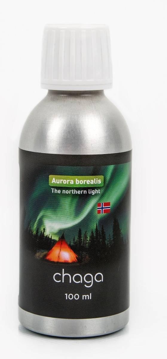 Bioform® Chaga extrakt (100 ml)