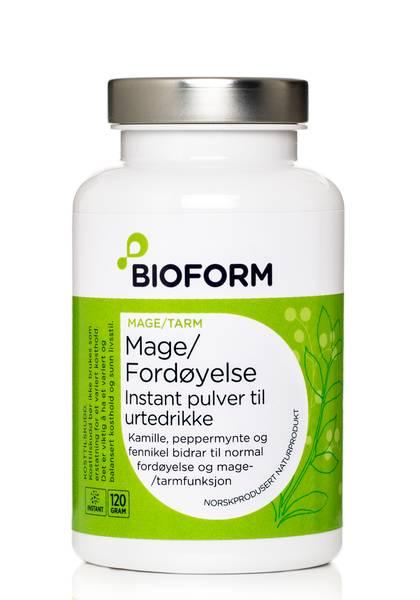 Bilde av Bioform® Mage/Tarm örtdryck