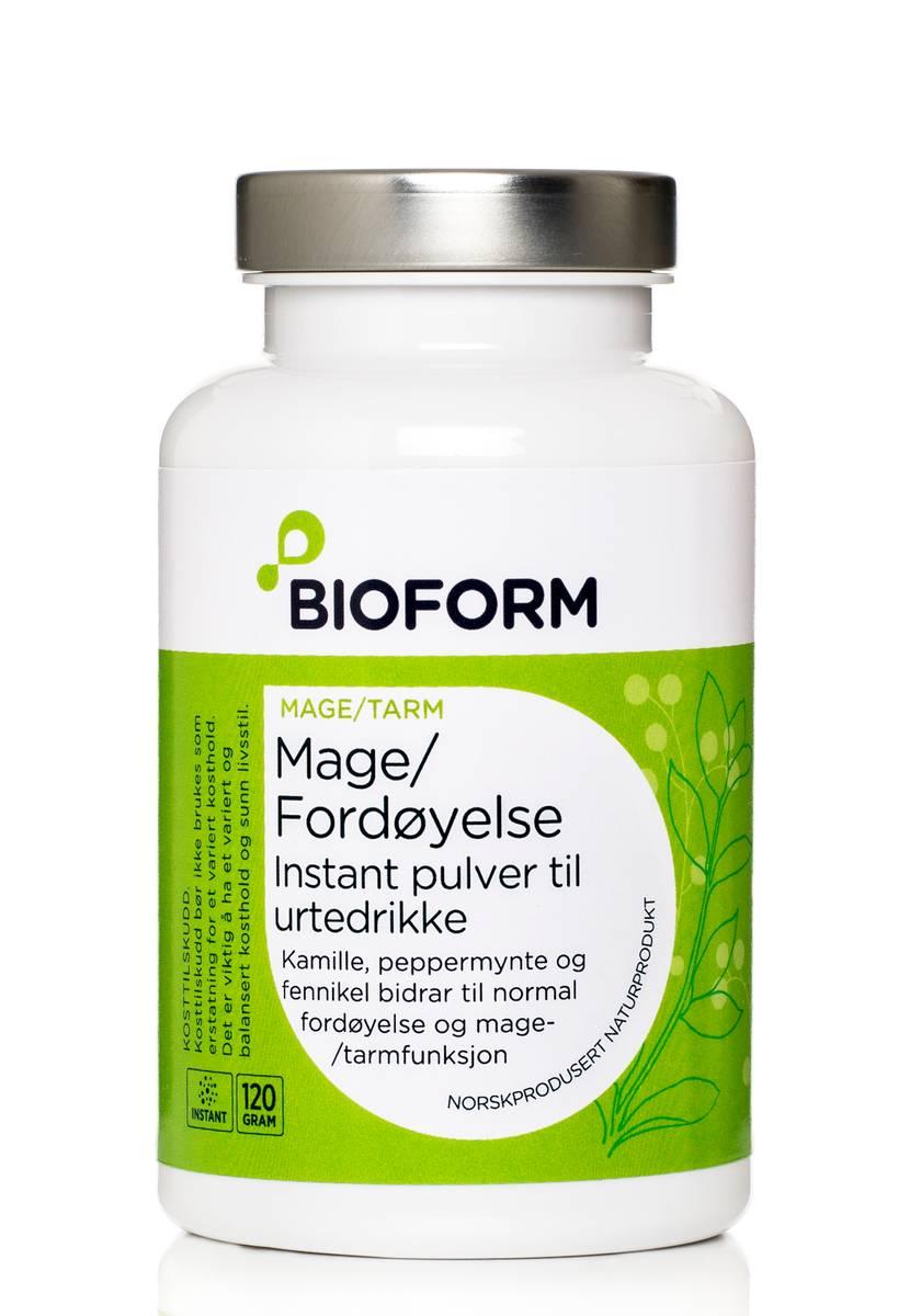 Bioform® Mage/Tarm örtdryck