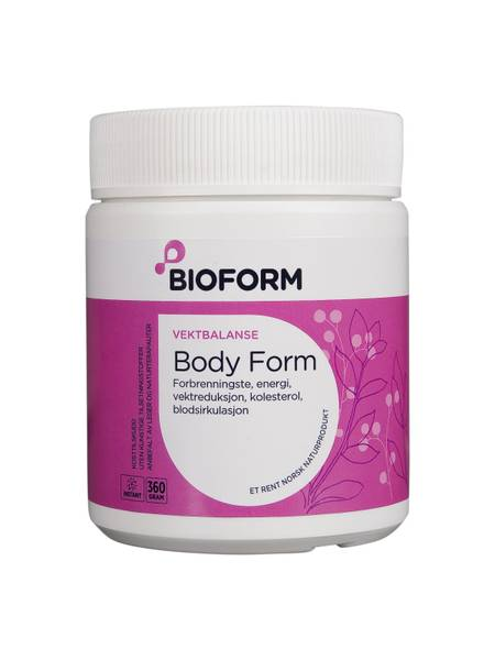 Bilde av Bioform® Body Form Örtdryck, 360 g