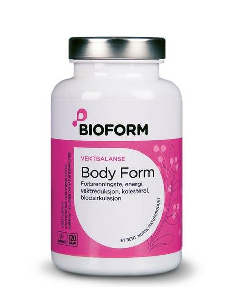 Bilde av Bioform® Body Form Örtdryck, 120 g