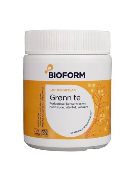 Bilde av Bioform® Grönt te 360 g